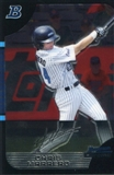 2005 Bowman Chrome Draft AFLAC #3 Chris Marrero