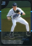 2005 Bowman Chrome Draft AFLAC #1 Billy Rowell