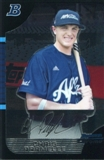 2005 Bowman Chrome Draft AFLAC #6 Chris Parmelee