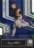 2007 Donruss Elite Extra Edition Signature Aspirations #13 Corey Kluber 2/100