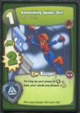 Marvel Super Hero Squad Hero's Destiny Single Astonishing Spider-Girl Rare