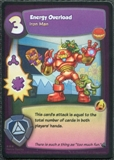 Marvel Super Hero Squad Hero's Destiny Single Energy Overload Rare