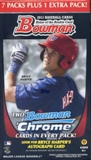 2011 Bowman Baseball 8-Pack Box
