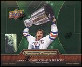 2011/12 Upper Deck Parkhurst Champions Hockey Hobby Box