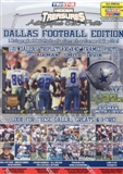 2011 TriStar Autographed 8x10 Dallas Edition Football Hobby Box (10 Photos)