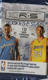 2010/11 Panini Rookies & Stars Basketball Retail Pack (Lot of 24)
