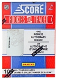 2010/11 Score Rookie & Traded Hockey Hobby Box (Set)
