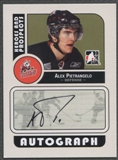 2008/09 In The Game Hockey Alex Pietrangelo Auto