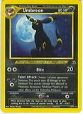 Pokemon Neo Discovery Single Umbreon 13/75 - Slight Play (SP)