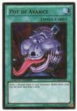 Yu-Gi-Oh Gold Series 4 Single Pot of Avarice
