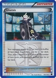 Pokemon Plasma Freeze Single Ghetsis 101/116