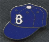 1953 Brooklyn Dodgers World Series Press Pin