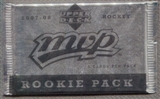 2007/08 Upper Deck MVP Rookie Redemption Hockey 10 Pack Lot