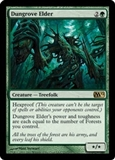 Magic the Gathering 2012 Single Dungrove Elder FOIL