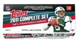 2011 Topps Factory Hobby Set Football (Box)