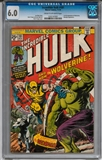Incredible Hulk #181 CGC 6.0 (C-OW) *1032141001*