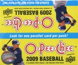 2009 Upper Deck O-Pee-Chee Baseball 36-Pack Box
