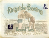 2011 Ringside Round 2 Boxing Hobby Box