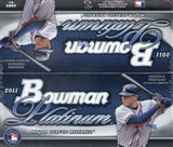 2011 Bowman Platinum Baseball 24-Pack Box