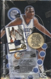 1999/00 Press Pass Basketball Hobby Box