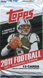 2011 Topps Football Retail Pack