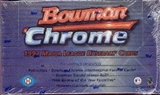 1997 Bowman Chrome Baseball Hobby Box