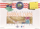 1993 Classic Best Baseball Jumbo Box