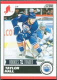 2010/11 Score #560 Taylor Hall 10 Card Lot
