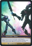 WoW Archives Single Moonfire Extended Art Foil