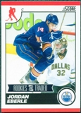 2010/11 Score #566 Jordan Eberle 10 Card Lot