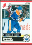 2010/11 Score #567 Magnus Paajarvi 10 Card Lot