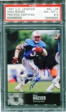 1997 Upper Deck Legends Autographs #AL36 Mike Rozier PSA 8.5 NM-MT+ *9899