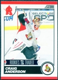 2010/11 Score #575 Craig Anderson 10 Card Lot