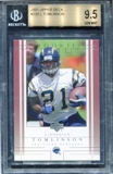 2001 Upper Deck #230 LaDainian Tomlinson RC Rookie Card BGS 9.5 Gem Mint