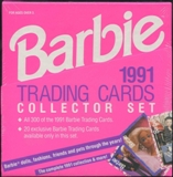 1991 Barbie Collector Set (Mattel)