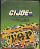 G.I. JOE Hobby Box (1987 Comic Images)