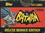 Batman Deluxe Reissue Edition Factory Set (1989 Topps)