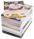 2009/10 McDonald's Upper Deck Hockey Complete Set with Inserts