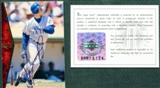 1995 Upper Deck SP Ken Griffey Jr. #AU190 Autograph