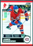 2010/11 Score #592 James Wisniewski 10 Card Lot