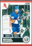 2010/11 Score #593 Michael Grabner 10 Card Lot
