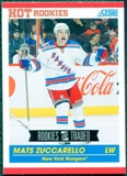 2010/11 Score #610 Mats Zuccarello RC 10 Card Lot