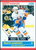 2010/11 Score #618 Travis Hamonic RC 10 Card Lot