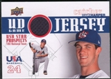 2009 Upper Deck Signature Stars USA Star Prospects Jerseys #8 Bryce Harper