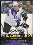 2008/09 Upper Deck #220 Drew Doughty Young Gun Rookie Card YG RC