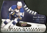2008/09 McDonald's Upper Deck Speed Skaters Paul Kariya #SS2