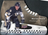 2008/09 McDonald's Upper Deck Speed Skaters Marian Hossa #SS4