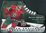 2008/09 McDonald's Upper Deck Speed Skaters Marian Gaborik #SS6