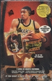 1997/98 Press Pass Draft International Basketball Hobby Box