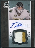 2007/08 Upper Deck The Cup #174 Tobias Stephan Rookie Autograph Patch /249